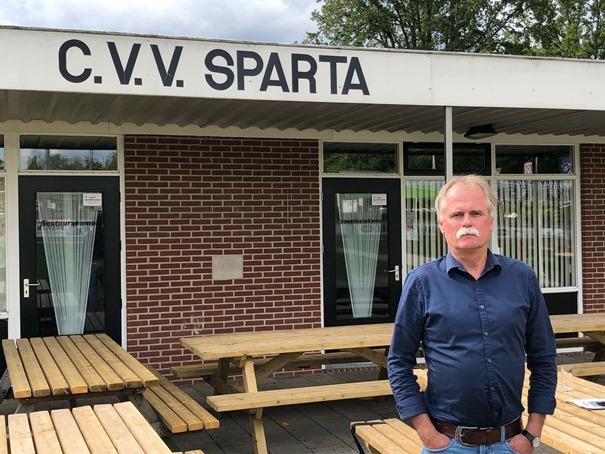 Tom van Veen Sparta Enschede