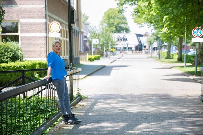 dorpsondersteuner Jolande Lammertink